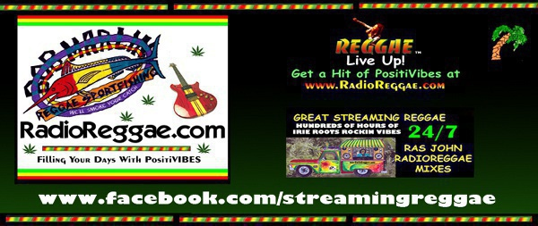 Tune-In to Radio Reggae and be a part of the Facebook Streaming Reggae Group